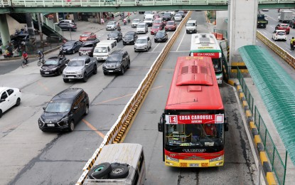 'No Beep card, no ride' in Edsa busway starting Oct. 1