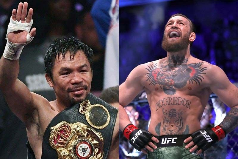 Pacquiao-McGregor fight talks confirmed; part of the senator's earnings to be donated for COVID-19 efforts
