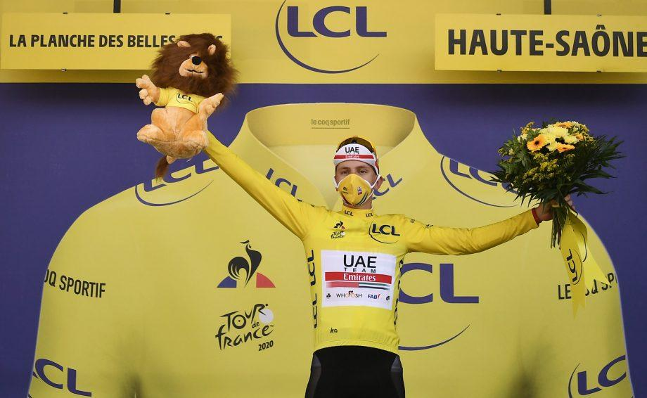 Masked Rider Wins Tour de France
