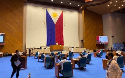 House starts plenary deliberations on 2021 national budget
