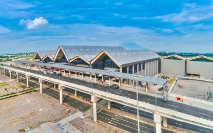Clark Airport's new terminal building to open in January