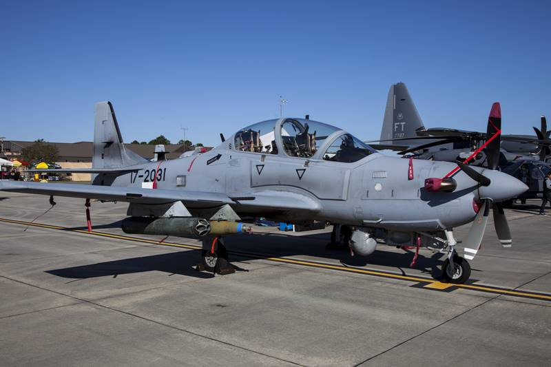 Delivery of 'Super Tucano' attack aircraft completed: DND