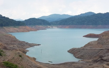 Water rationing likely as Angat dam posts below normal level