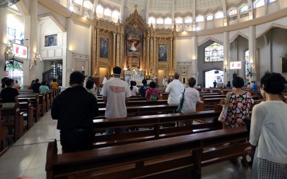Faithful urged to pray for people with depression