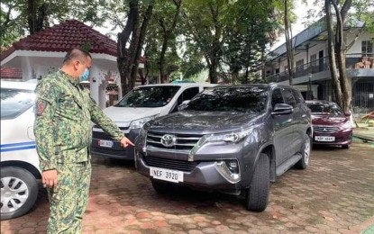 7 nabbed as tracking device leads cops to stolen SUV in Bulacan