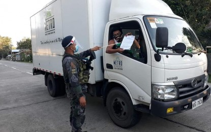 PNP vows to sustain checkpoints amid easing restrictions