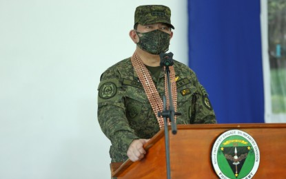 Gapay orders maximum military efforts vs. guerilla fronts