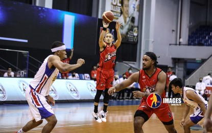 Alaska scores 1st win of PBA season