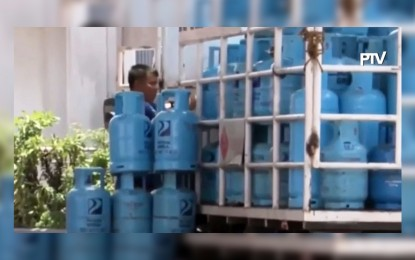LPG prices up by P1 per kilo starting Oct. 1