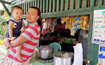 Repatriated OFW starts new business amid pandemic