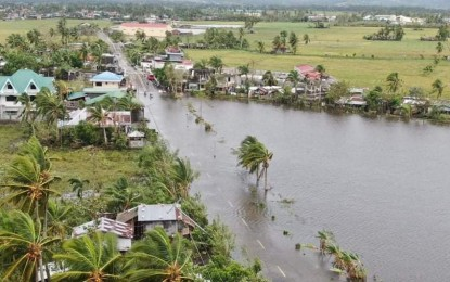 18K evacuated families decamp as 'Quinta' leaves Bicol