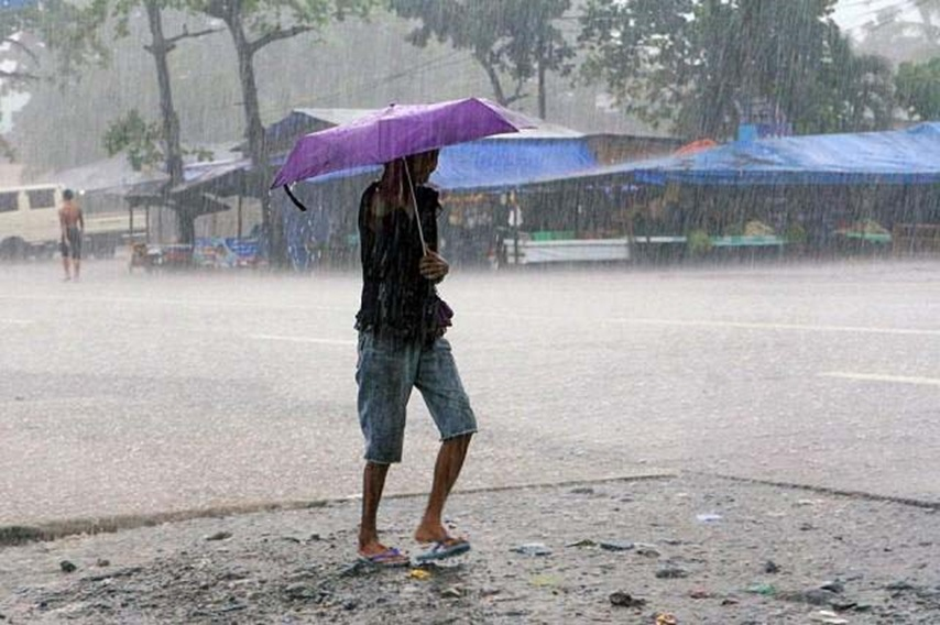 More rains 'til Q1 2021 due to La Niña: PAGASA