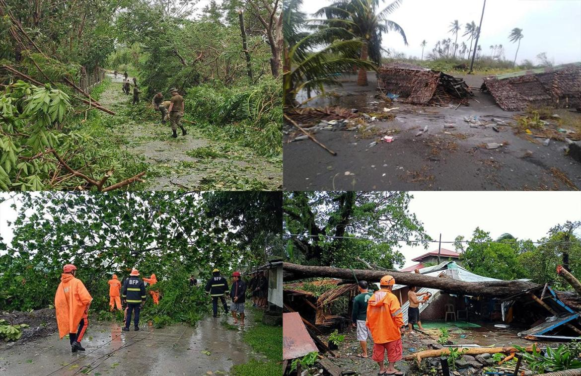 Oriental Mindoro to declare state of calamity due to typhoon Quinta