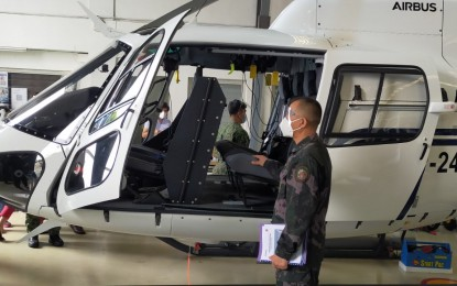 PNP has 3 new choppers