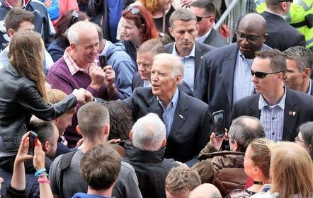 Biden's Irish roots helped him clinch residency in White House