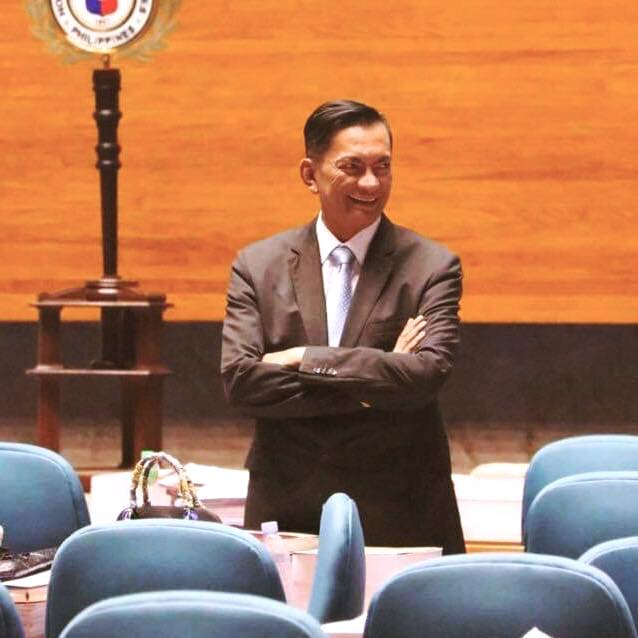 Solon wants bottom-up budgeting items in NTF-ELCAC fund retained
