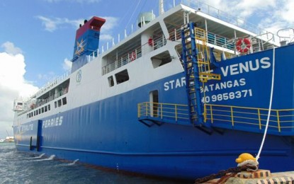 Sea route from Negros-Panay to Batangas to cut cost, travel time