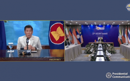 Duterte to Asean: Arbitral ruling can't be ignored by any county