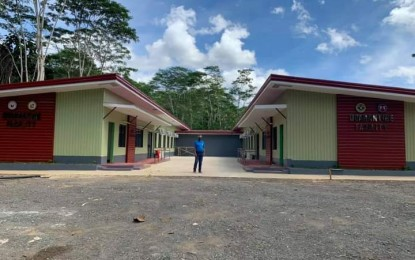 50-room quarantine facility opens in Agusan Sur