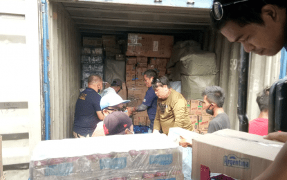 NorMin sends off donations for flood victims in Cagayan Valley