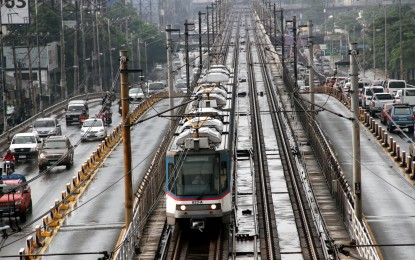 MRT-3 hikes trains' operating speed anew to 50kph