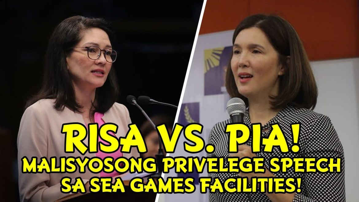 'Catfight' between Risa, Pia over SEAG controversy