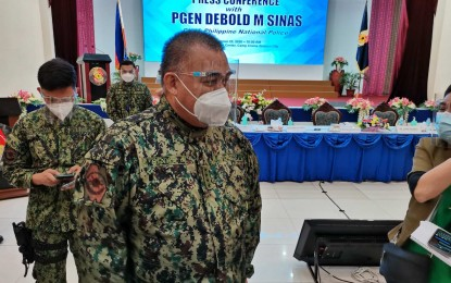Camp Crame quarantine facilities reduced to allow cops' exercise