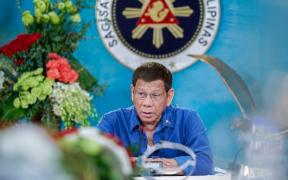 Duterte constantly monitors typhoon situation: Palace