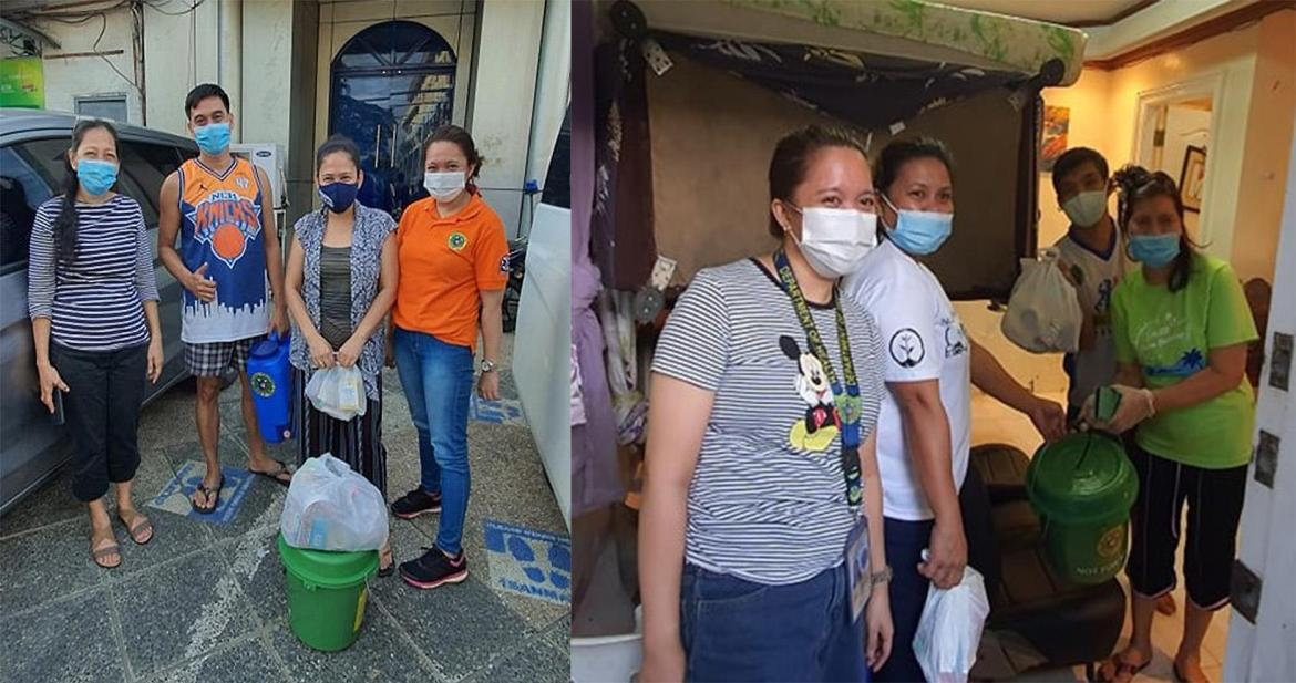 DOH-Calabarzon distributes meds, hygiene kits in Rizal province