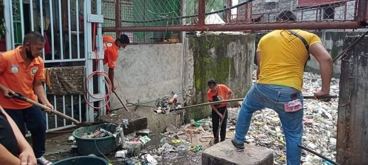 Flood mitigation: Caloocan launches clean-up drive on esteros