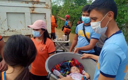 3.2K cops, firefighters deployed to flood-hit Cagayan, Isabela