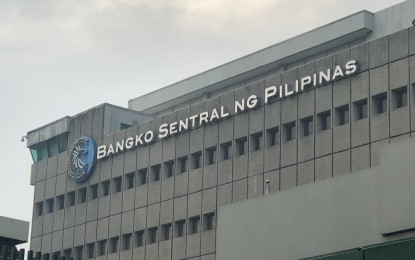 BSP securities rate falls anew