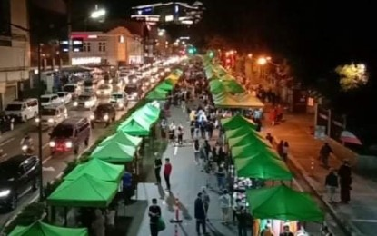 Baguio to reopen night market with stricter control system