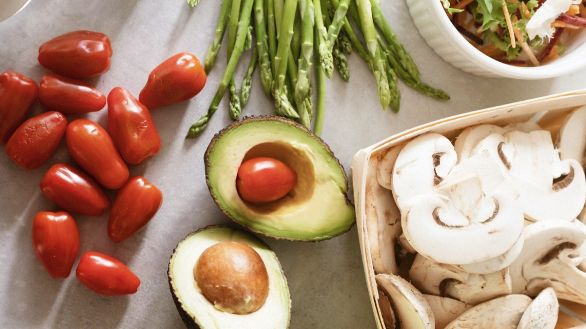 Skin Food: Are We What We Eat?