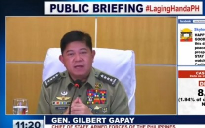 AFP continues to stand for human rights: Gapay