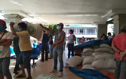 113K bags of rice seeds up for E. Visayas farmers