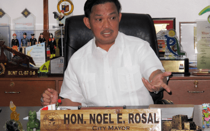 Rosal orders filing of raps over 2 construction workers' death