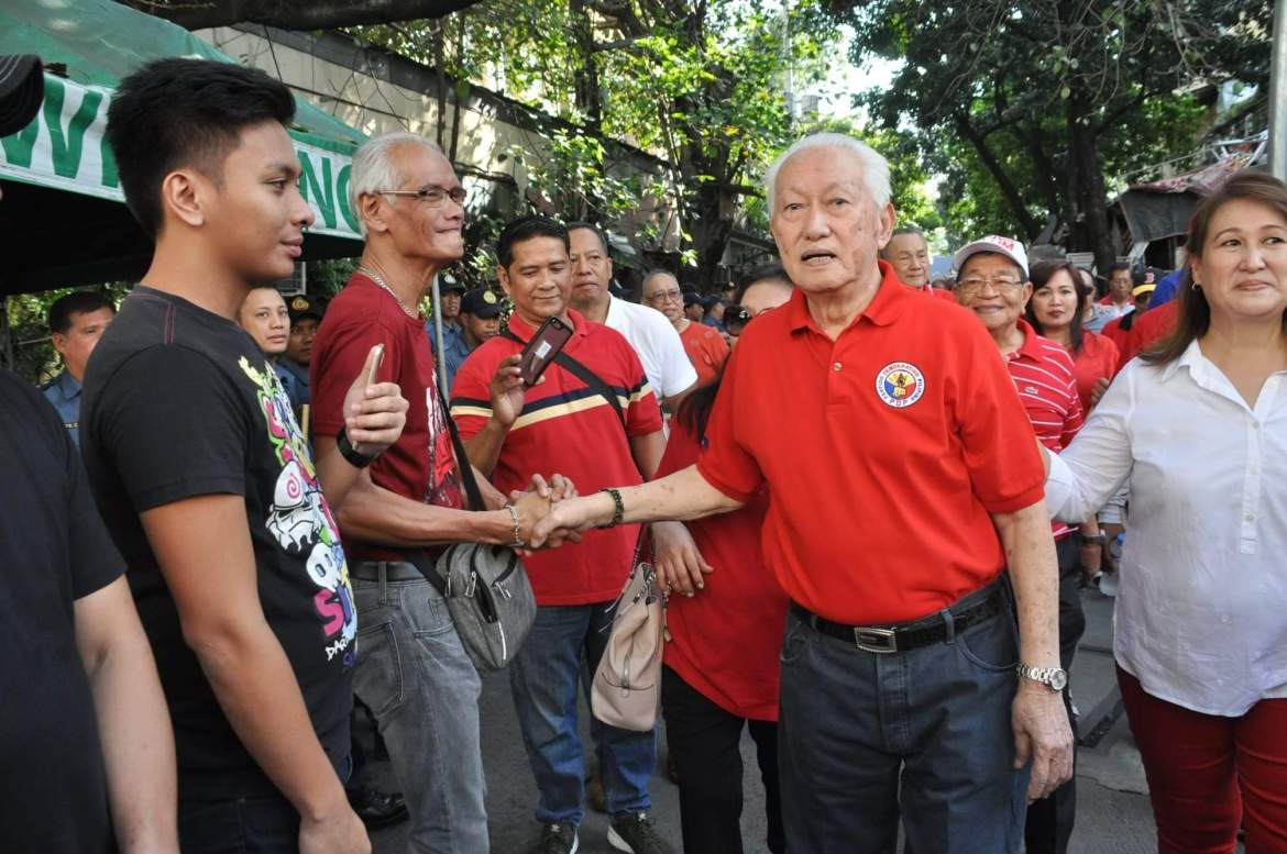 Covid-19 is real and so is Mayor Lim . . .