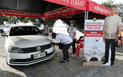 San Juan offers autosweep RFID installation for 2K residents