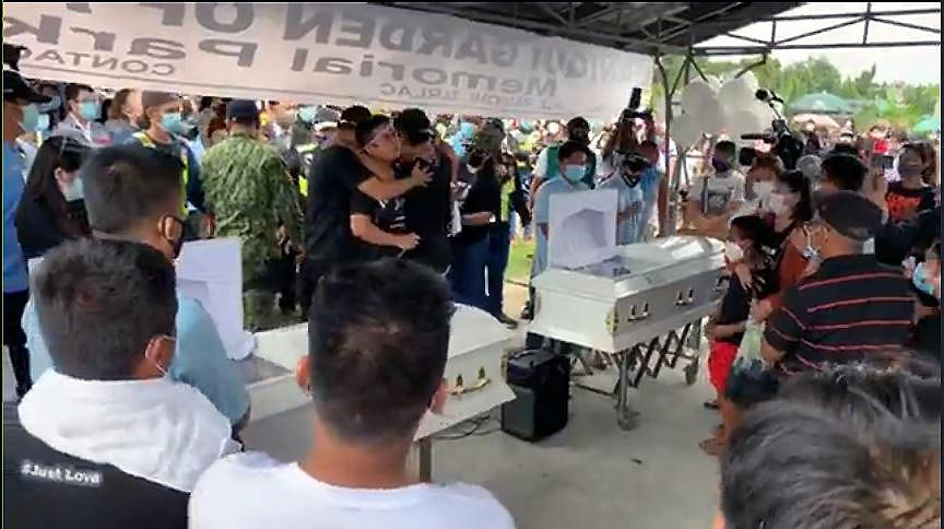 Victims of Paniqui fatal shooting laid to rest Sunday