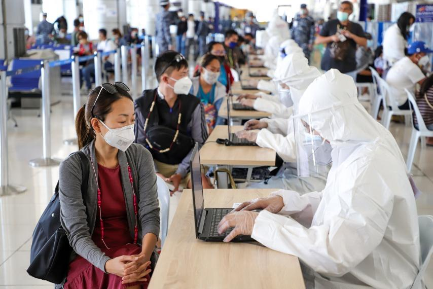 Travel ban needed to keep out coronavirus variant—lawmakers