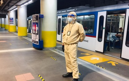 36 MRT-3 depot workers test positive for coronavirus
