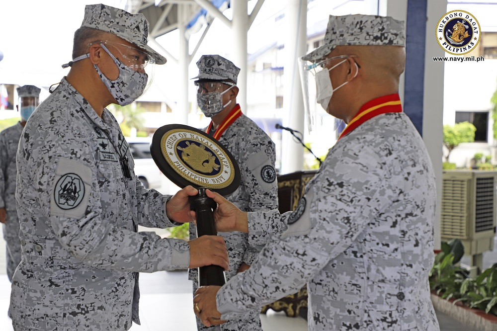 Navy transitions chief of staff, inspector general posts