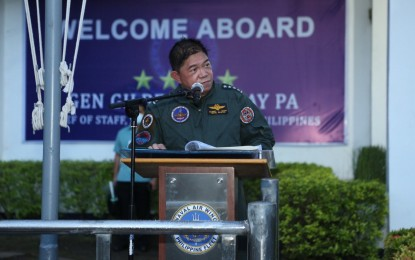 DND-UP accord a violation of Constitution: AFP chief