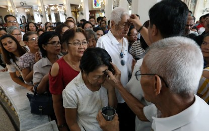 PH prelates to follow Vatican note on Ash Wednesday observance