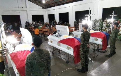Army vows justice for 3 troopers killed in Lanao Norte