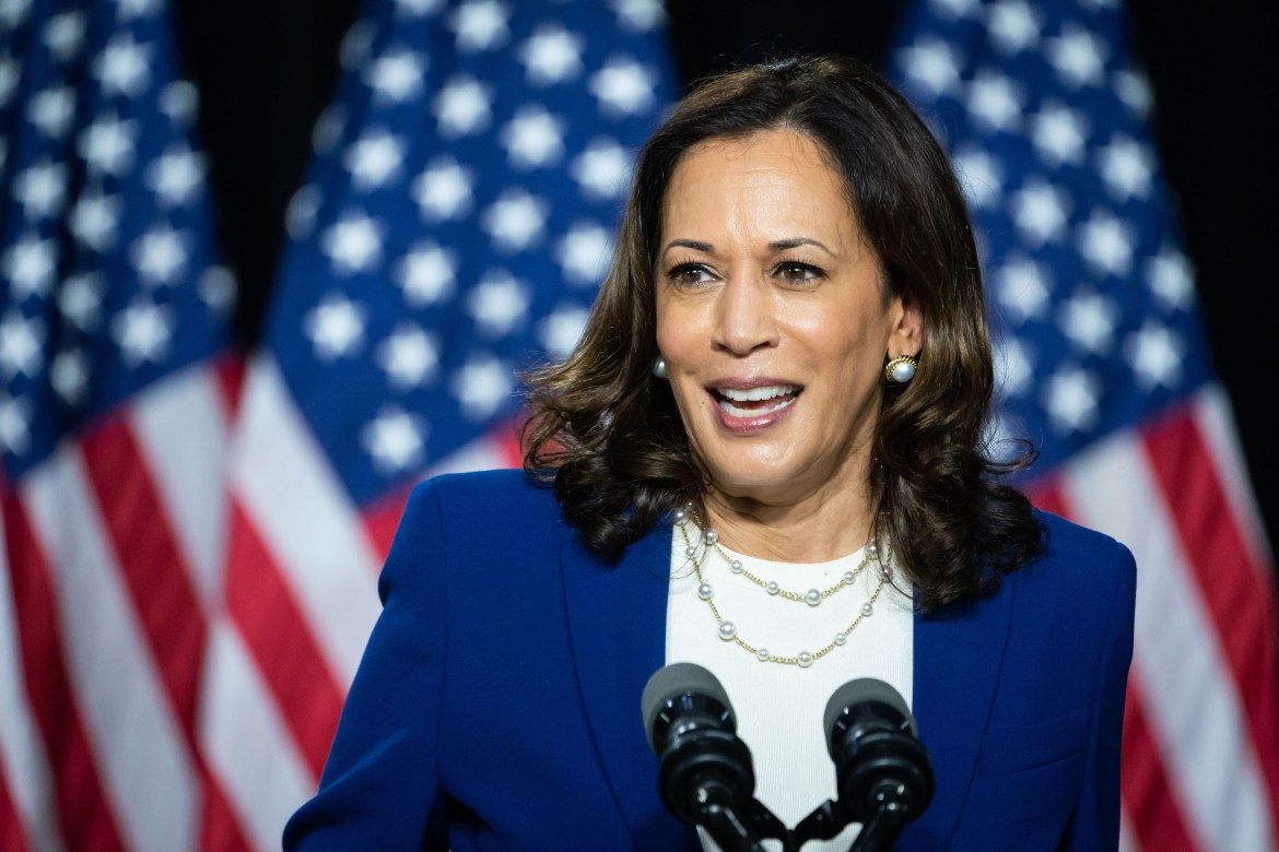 America has now its 1st woman VP