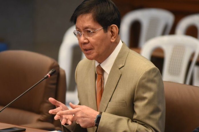 Lacson hopes vaccine officials learned hard lesson on transparency