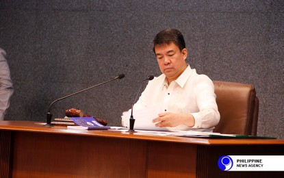DOJ clears Pimentel of quarantine breach raps