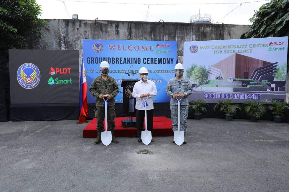 All systems go construction of MVP Cybersecurity Center for Excellence